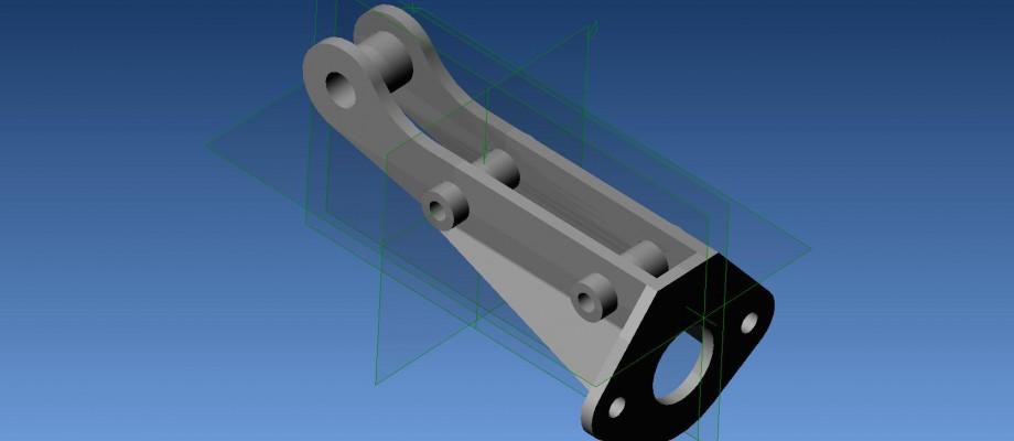 Econoline Master Cylinder Adapter