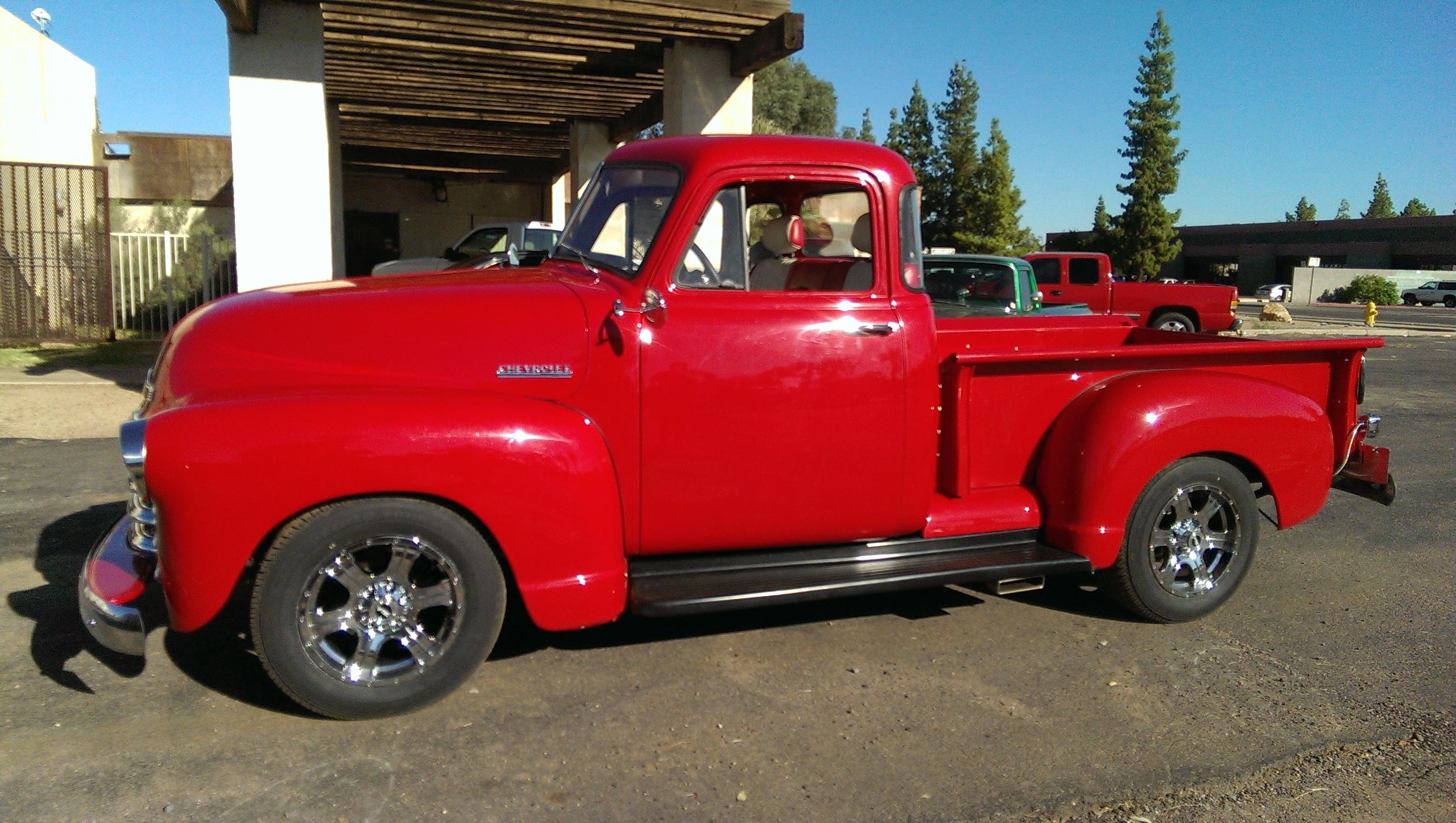 1947 1955 Gm Truck Dakota Kit